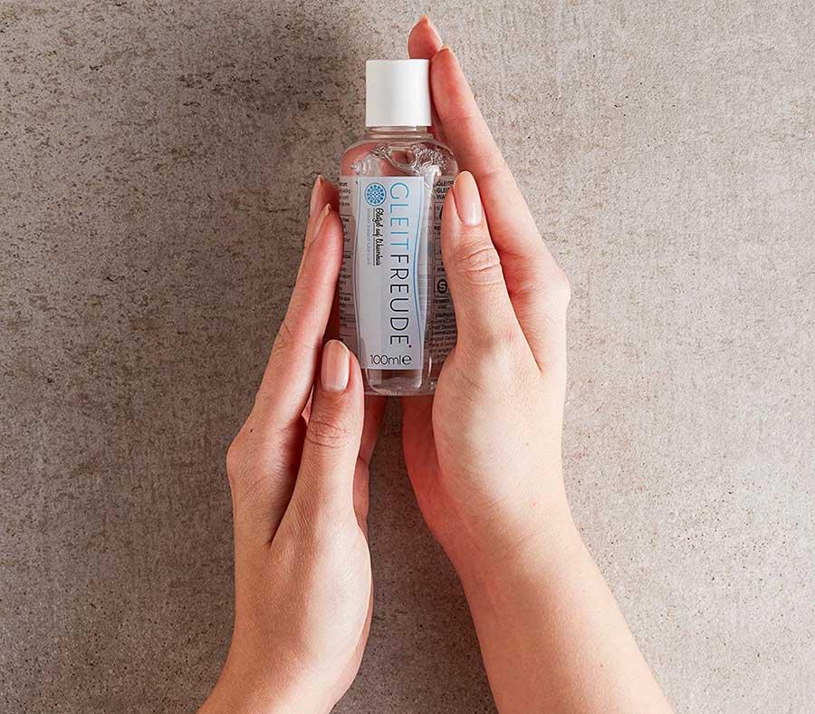 Deluxe Aqua Gel lubrifiant GLEITFREUDE Gel lubrifiant à base d'eau avec l'effet de longue durée