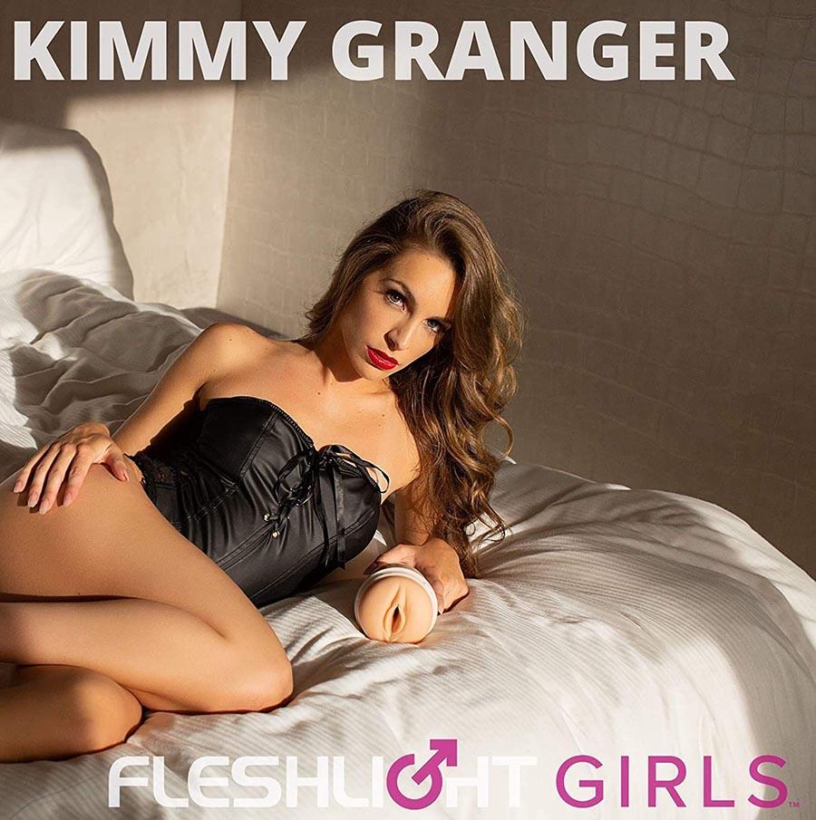 avis et test Fleshlight Masturbateur Kimmy Granger Vagin Rebel