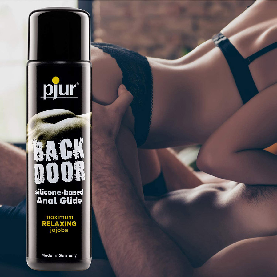 test Pjur Lubrifiant Anal Décontractant Back Door 100 ml